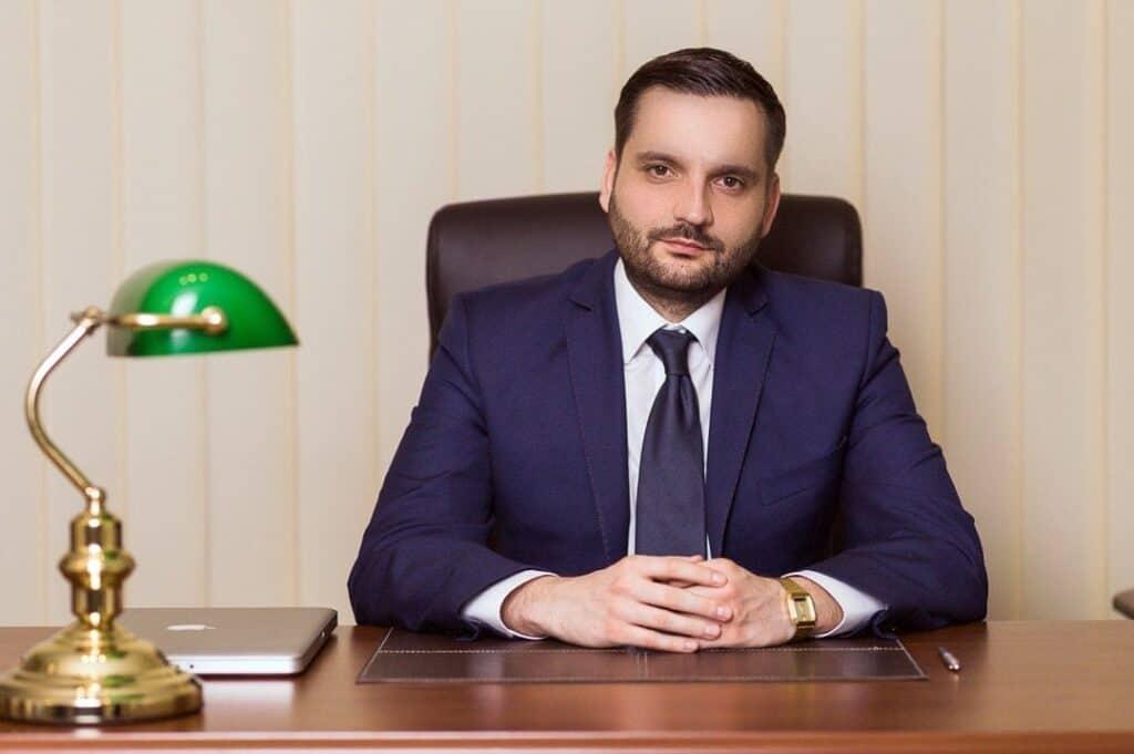 Adwokat Michał Słomka Kraków